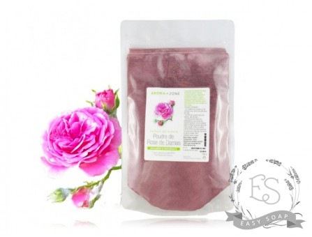 Аюрведическая пудра розы дамасской