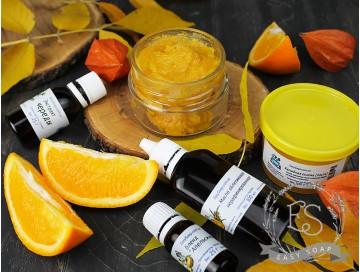 Апельсиновое банное мыло-бельди из калийной пасты