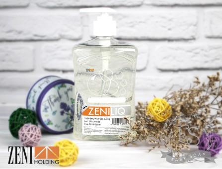 Основа-гель для душа ZENILIQ Susp Shower Gel  (ZENI, Словакия)