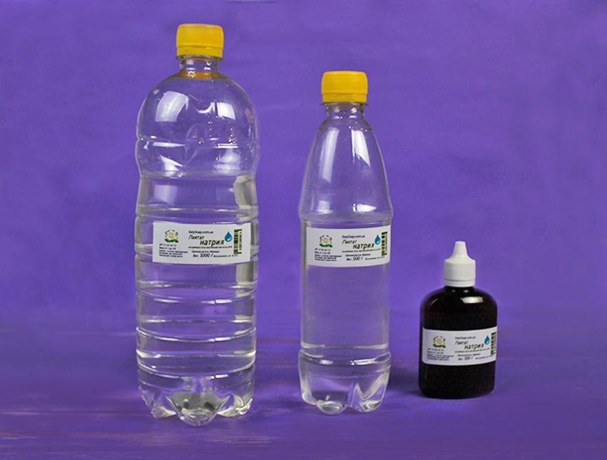 Лактат натрия (натриевая соль молочной кислоты), 60%