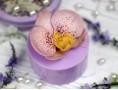 """Силиконовая форма для мыла """"Орхидея"""" для букетов 3D"""