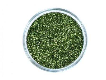 Глиттер оливковый
