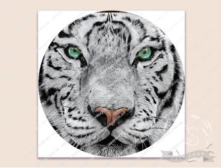 Картинка на водорастворимой бумаге №260013 - 6x6 см
