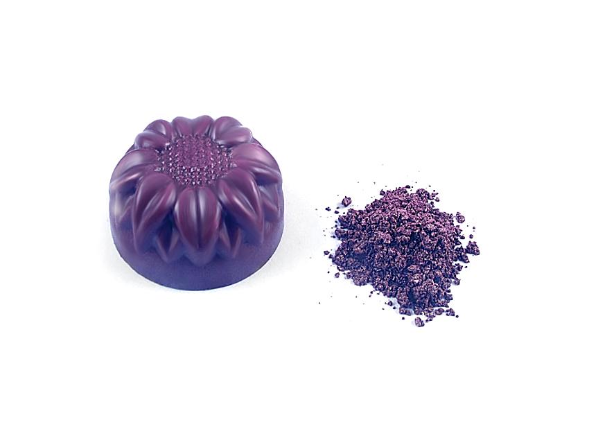Пигмент перламутровый фиолетовый
