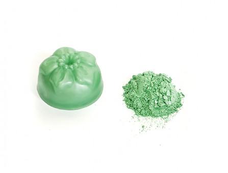 Пигмент перламутровый светло-зеленый