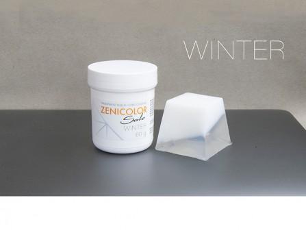 Пигмент белый ZENICOLOR solo, Winter, (Словакия)