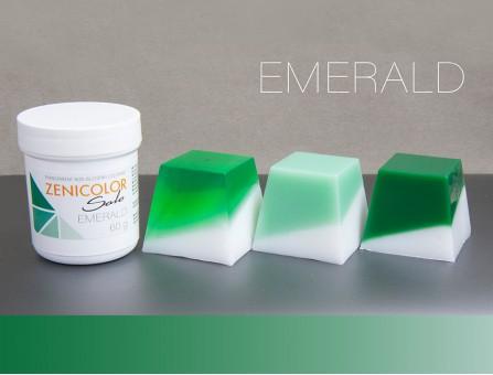 Пигмент изумрудный ZENICOLOR solo, Emerald (Словакия)