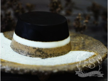 Кофейное мыло-скраб из основы