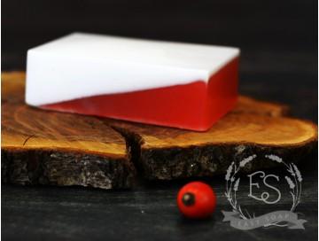 Многослойное наклонное мыло из основы