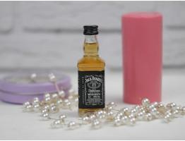 """Силиконовая форма для мыла """"Бутылка виски Джек Дэниэлс """" 3D"""