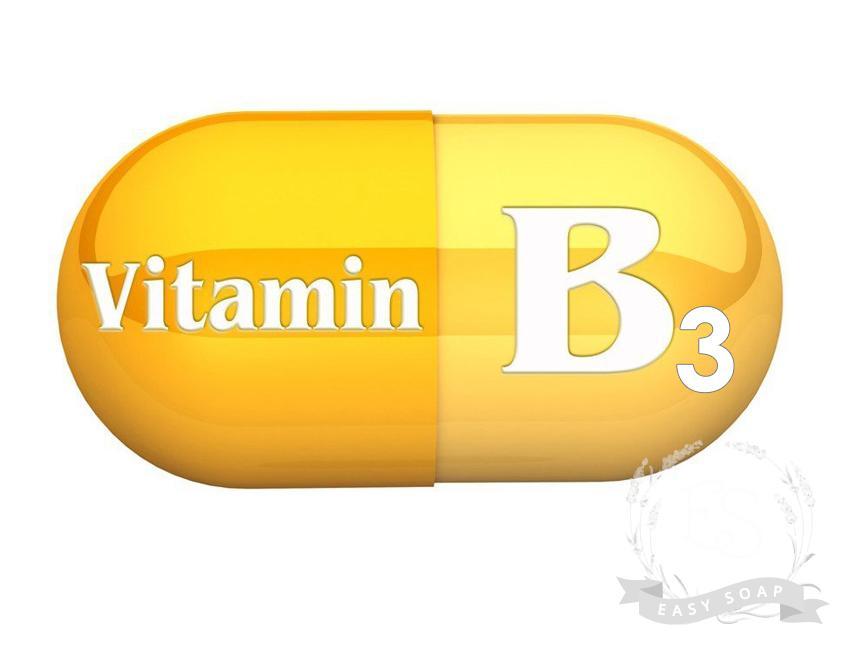 Витамин B3 (Ниацинамид)