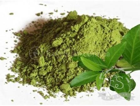 Пудра зеленого чая