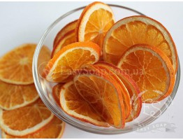 Апельсин сушеный (оранжевый)