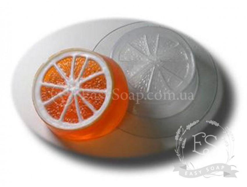 """Форма пластиковая для мыла """"Апельсин"""""""