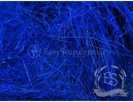 Натуральный наполнитель СИЗАЛЬ синий