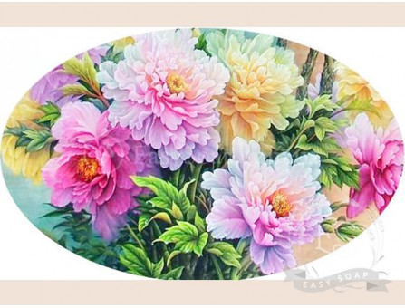 Картинка на водорастворимой бумаге №160008 - 8x5 см