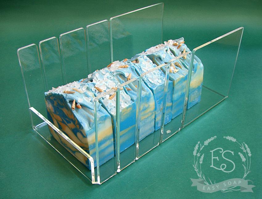 Резак для мыла (из акрила) №2