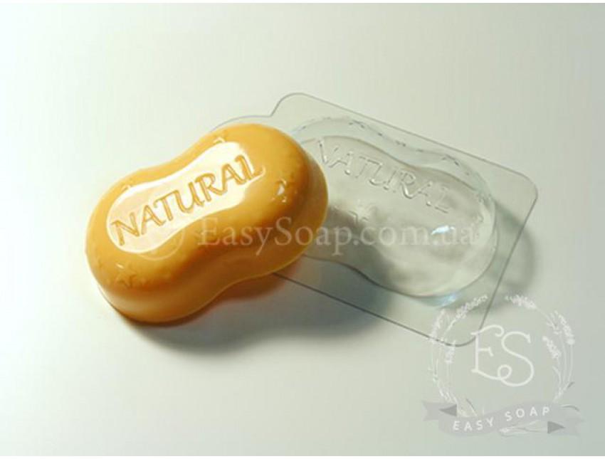 """Форма пластиковая для мыла """"Natural"""""""