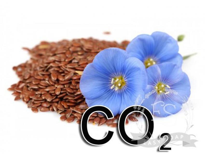 Экстракт СО2 семян льна