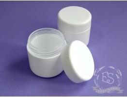 Баночка-термос для крема 50 мл белая