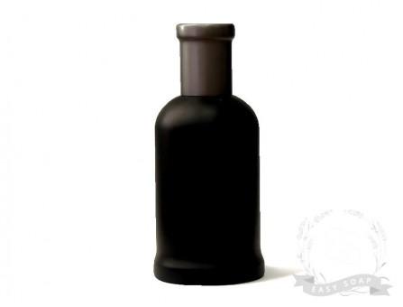 "Флакон парфюмерный - спрей ""Босс"" 110 мл матовый черный"