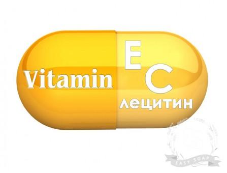 Витамин Е + С + лецитин (антиоксидантный комплекс)