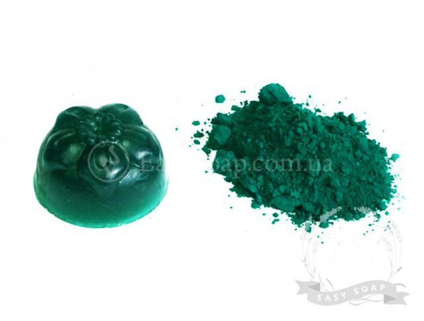 Пигмент фталоцианиновый зеленый