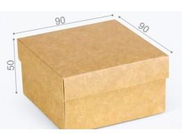 Коробка Премиум Крафт  90*90*50