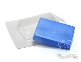 """Форма пластиковая для мыла """"Прямоугольник"""""""