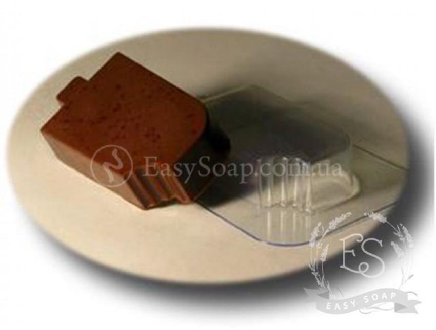 """Форма пластиковая для мыла """"Мороженое эскимо"""""""