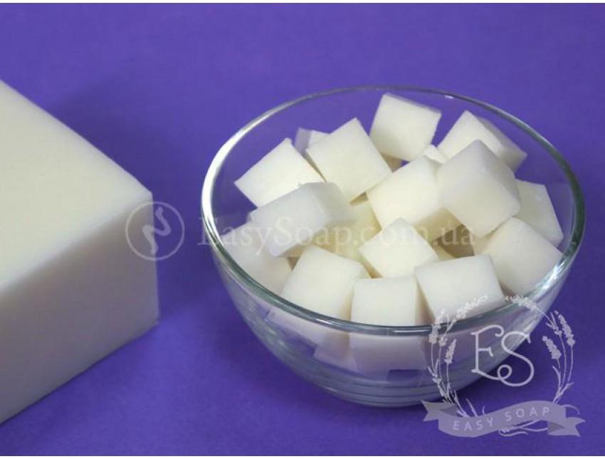 Мыльная основа с маслом ши/кокоса/манго Crystal Triple Butter SLS Free (Англия)