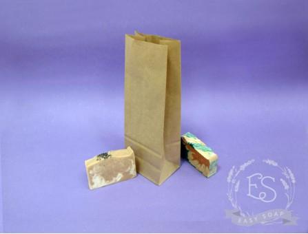 Крафт-пакет с дном