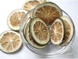 Апельсин сушеный (зеленый)