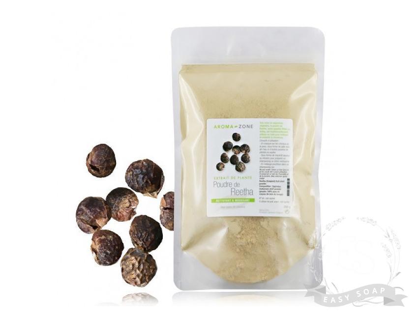 Аюрведический порошок ритхи (мыльных орехов)