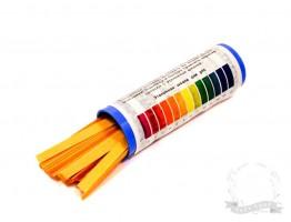 Полоски для измерения pH 0-12