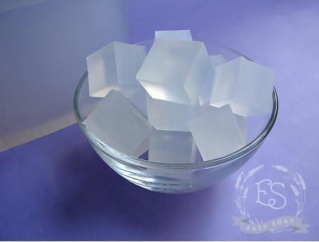 Мыльная основа прозрачная Crystal NS Антиконденсат (Англия)