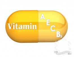 Витамины А, Е, С, В5  (комплекс)