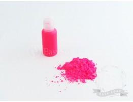 Пигмент неоновый розовый (жидкий)