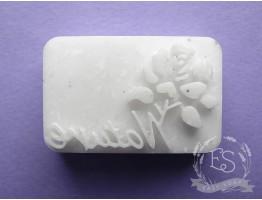"Штамп для мыла с нуля ""Nature"" роза"