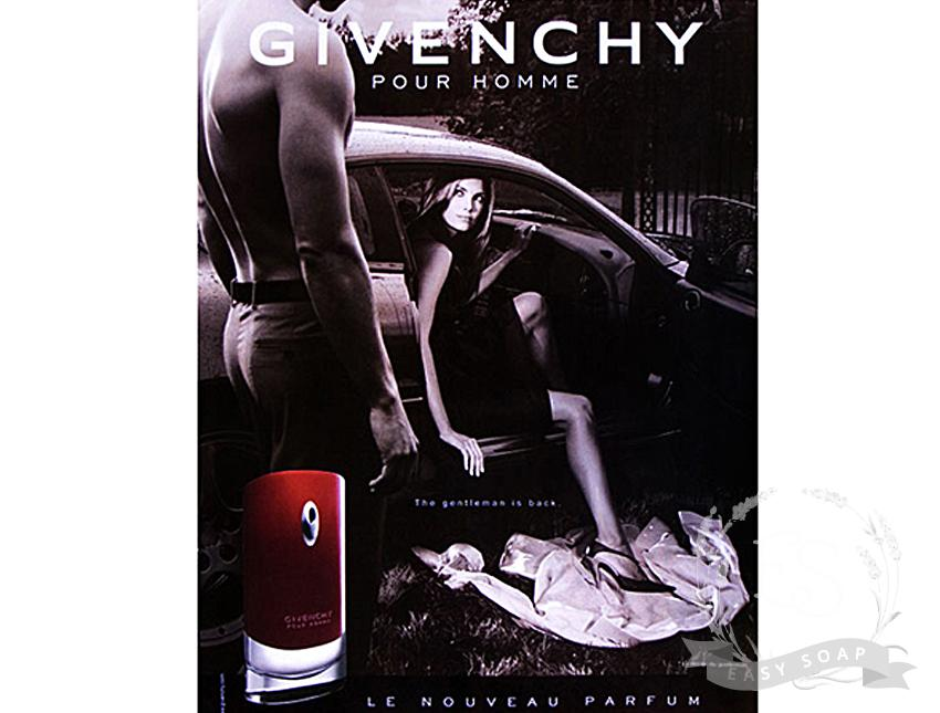 Отдушка GIVENCHY POUR HOMME/ GIVENCHY