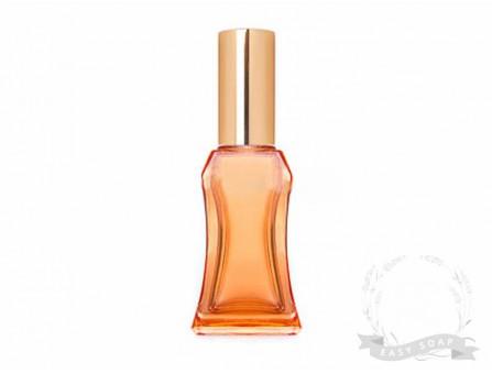 "Флакон парфюмерный - спрей ""Беллини"" 30 мл оранжевый"