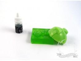 Краситель пищевой зеленый (жидкий)