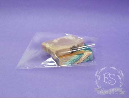 Пакет упаковочный прозрачный 15*18 см