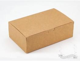 """Коробка """"Ваниль"""" Крафт 70*215*135"""
