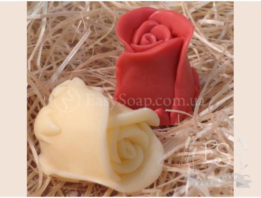 """Силиконовая форма """"Бутон розы"""" 3D"""