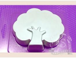 """Форма пластиковая для мыла """"Дерево"""""""