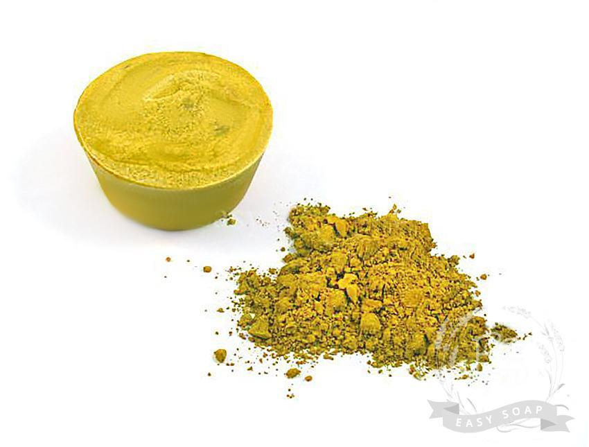 Пигмент светло-желтый (никель-титановый)