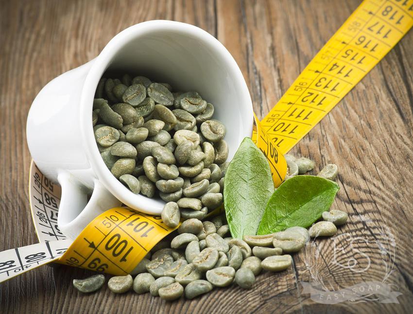 Гидролат зелёного кофе