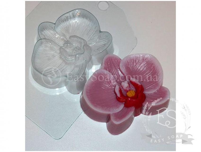 """Форма пластиковая для мыла """"Орхидея"""""""
